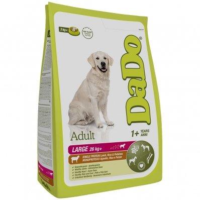 Croquettes chien Dado Adult Large Agneau, Riz & Pomme de Terre