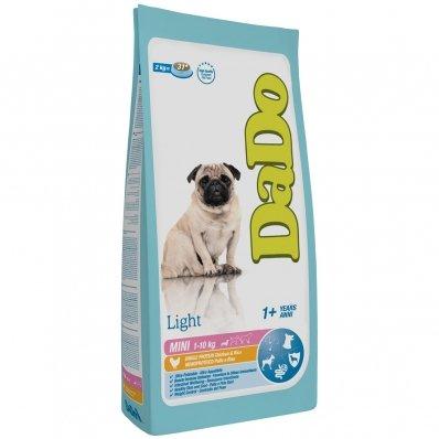 Croquettes chien Dado Light Mini Poulet & Riz