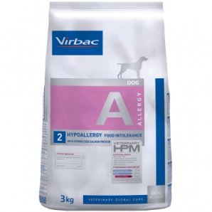 Virbac Veterinary HPM Hypoallergy A2 Dog