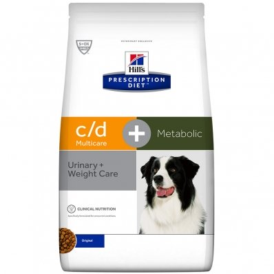 Hill's Prescription Diet Canine Metabolic + Urinary