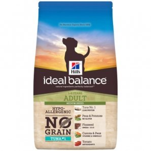 Hill's Ideal Balance Canine Adult Medium Breed No Grain Tuna
