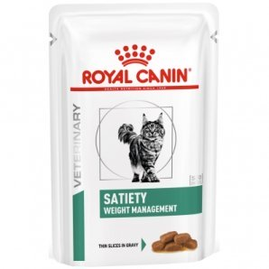 Sachets Repas Royal Canin Veterinary Diet Chat Satiety Weight Management