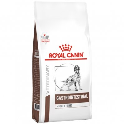 Royal Canin Veterinary Diet Chien GastroIntestinal High Fibre