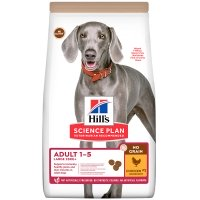 Hill's Science Plan No Grain Adult Large Breed Chicken