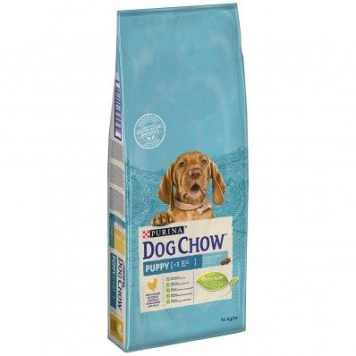 Dog Chow Puppy Poulet et Riz