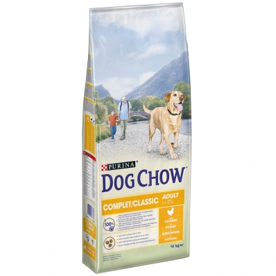 Dog Chow Adult Complet Poulet