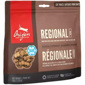 Friandises pour chat Orijen Regional Red