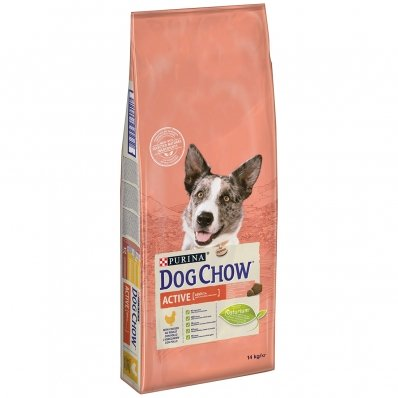 Dog Chow Adult Active Poulet