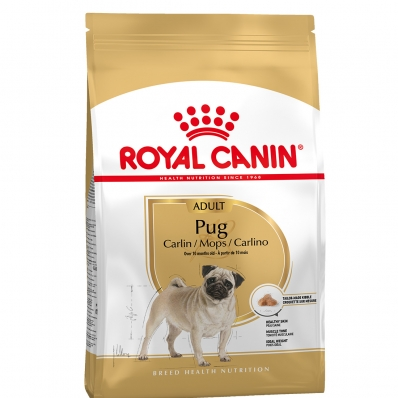 Royal Canin Mini Breed Pug - Carlin Adult