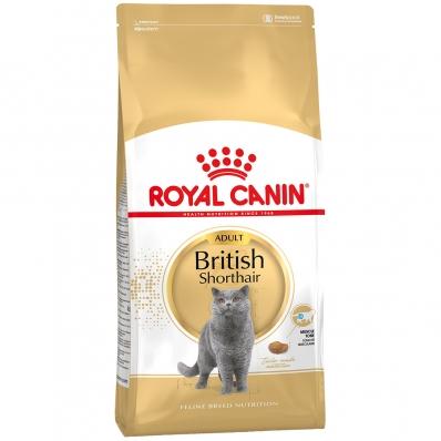 Royal Canin Feline Breed Nutrition British Shorthair 34 Adult