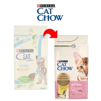 Cat Chow Kitten Poulet