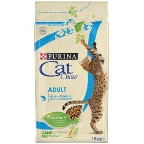 Cat Chow Adult Thon et Saumon