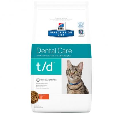 Hill's Prescription Diet Feline t/d