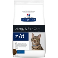 Hill's Prescription Diet Feline z/d Allergy & Skin Care