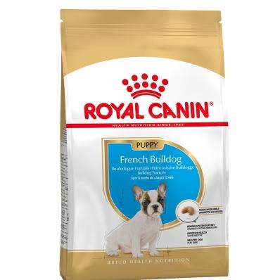 Royal Canin Medium Breed Bouledogue Français Junior