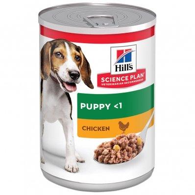 Boites Hill's Science Plan Puppy Chicken