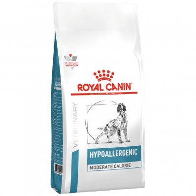 Royal Canin Veterinary Diet Chien Hypoallergenic Moderate Calorie HME 23