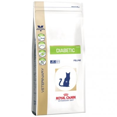 Royal Canin Veterinary Diet Chat Diabetic DS 46