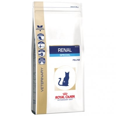 Royal Canin Veterinary Diet Chat Renal Special RSF 26