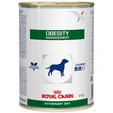 Boîtes Royal Canin Veterinary Diet Chien Obesity Management
