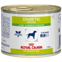 Boîtes Royal Canin Veterinary Diet Chien Diabetic Special Low Carbohydrate