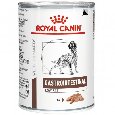 Boîtes Royal Canin Veterinary Diet Chien Gastro Intestinal Low Fat