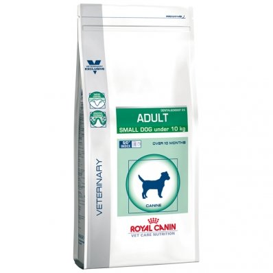 Royal Canin Vet Care Nutrition Dental & Digest Adult Small Dog 25