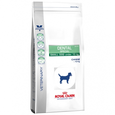 Royal Canin Vet Care Nutrition Dental Special Small Dog DSD 25