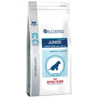 Royal Canin Vet Care Nutrition Digest & Weight Neutered Junior Large Dog 31