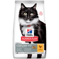 Hill's Science Plan Feline Mature Adult Sterilised Cat Chicken