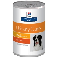 Boîtes Hill's Prescription Diet Canine c/d