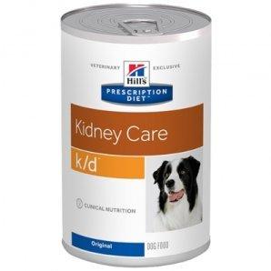 Boîtes Hill's Prescription Canine Diet k/d