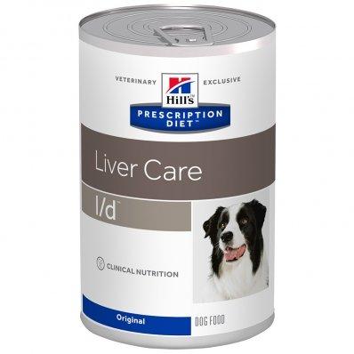 Boîtes Hill's Prescription Diet Canine l/d