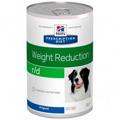 Boîtes Hill's Prescription Diet Canine r/d
