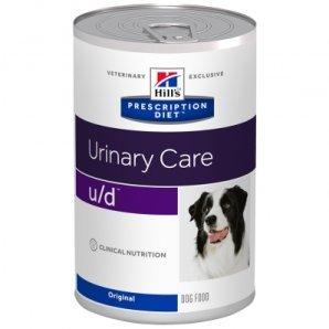 Boîtes Hill's Prescription Diet Canine u/d