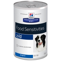 Boîtes Hill's Prescription Diet z/d Canine Ultra Allergen
