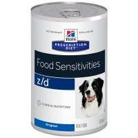 Boîtes Hill's Prescription Diet z/d Canine Ultra Allergen