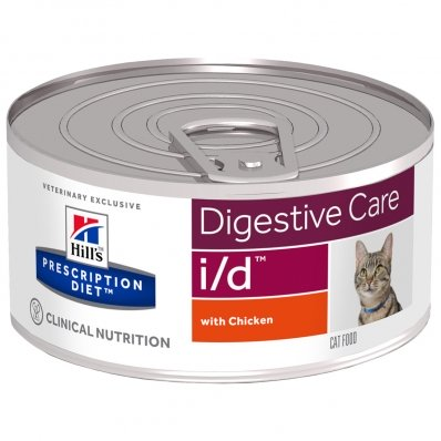Boîtes Hill's Prescription Diet Feline i/d
