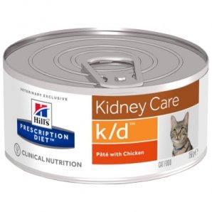 Boîtes Hill's Prescription Diet Feline k/d