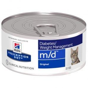 Boîtes Hill's Prescription Diet Feline m/d