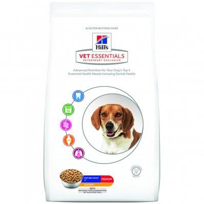 Hill's VetEssentials Canine Mature Adult Medium