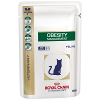 Sachets Repas Royal Canin Veterinary Diet Chat Obesity Management