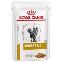 Sachets Repas Royal Canin Veterinary Diet Chat Urinary S/O