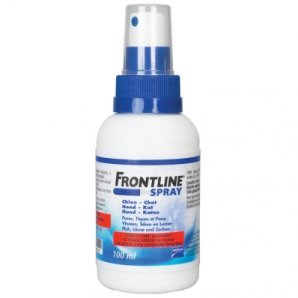 Frontline Spray chiens et chats