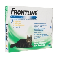 Frontline Spot-On chats