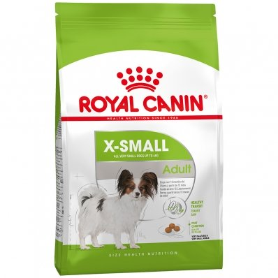 Croquettes pour chien Royal Canin X-SMALL Adult