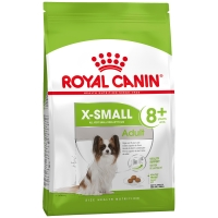 Croquettes pour chien Royal Canin X-SMALL Adult 8+
