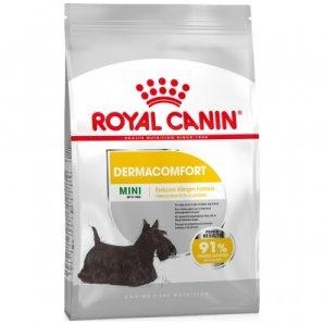 Croquettes pour chien Royal Canin Mini Dermacomfort