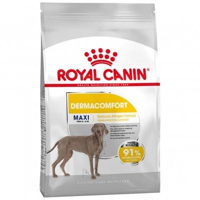 Croquettes pour chien Royal Canin Maxi Dermacomfort
