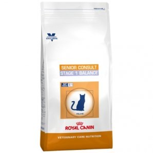 Royal Canin Chat Veterinary Care Nutrition Senior Consult Stage 1 Balance